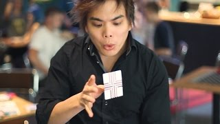 Shin Lim, Card Jam, Cardistry, Fism Act @ Magicland.se