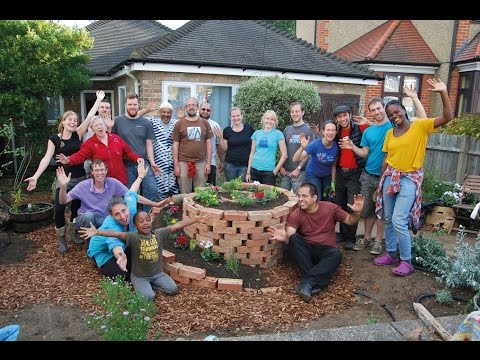 Living with the Land | Part 4 | Urban Permaculture: Permablitz