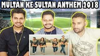 Indian Reaction on Multan Sultans Official Song | PSL Anthem 2018 | Krishna Views