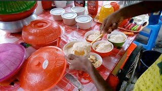 Bd Street Food Doi Chira | Crazy Fooder | দই চিড়া