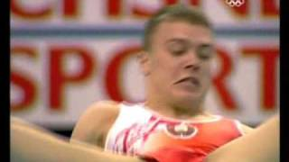Hot Gymnast: Dzmitry Savitski.European 2008