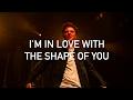 Conor Maynard, The Vamps - Shape of You Ed Sheeran mashup cover, with lyrics