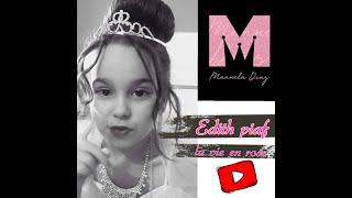 getlinkyoutube.com-Manuela Diaz   chante  la vie en rose