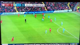Emre Can's impossible goal