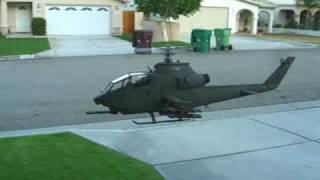 getlinkyoutube.com-AH-1 S Cobra Quick Flight Afterwork