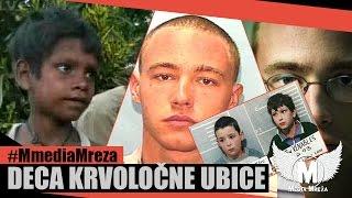 getlinkyoutube.com-Jezivi slučajevi dece koja su krvoločno ubijala! | Deca Ubice