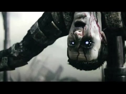 """Mass Effect 3 - """"Take Earth Back"""" Extended Cut Cinematic Trailer (2012)"""