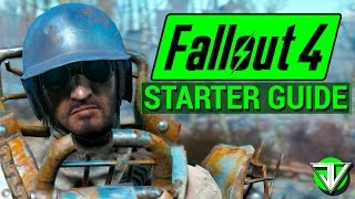getlinkyoutube.com-FALLOUT 4: Wasteland STARTER Guide! (Tips for a Head Start in Fallout 4!)