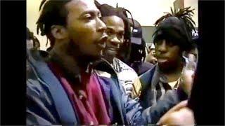 "getlinkyoutube.com-Ol' Dirty Bastard vs Busta Rhymes  ""Freestyle Battle!"" Rare Classic Footage"