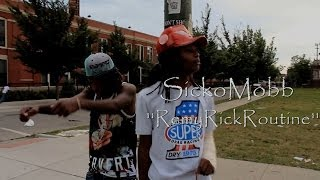 SickoMobb-Remy Rick Routine [Official Video] Shot By @SlateHouse_