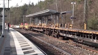getlinkyoutube.com-Schienen verlegung in Ochenbruck (1/2)