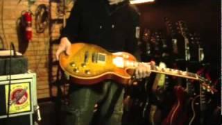 getlinkyoutube.com-Joe Bonamassa Shows Off His Touring Guitars and Favorite Guitar