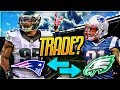 EAGLES TRADING MYCHAL KENDRICKS TO PATRIOTS FOR MALCOLM BUTLER? | TRADE SPECULATION