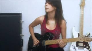 getlinkyoutube.com-Juliana Vieira : B.Y.O.B (System of a down Cover)