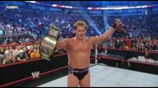 getlinkyoutube.com-Chris Jericho Takes Off Mysterio's Mask !!