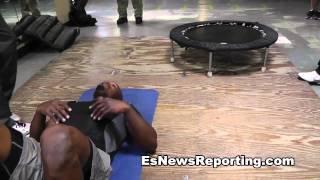 tim bradley abs workout - EsNews Boxing