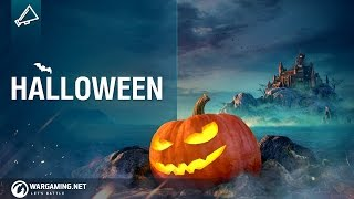 World of Warships - Halloween Mode