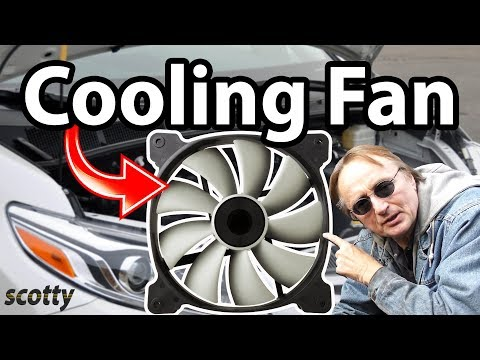 How to Repair a Cooling Fan in Your Car