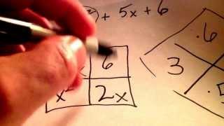 getlinkyoutube.com-Factoring Quadratic Expressions Using Box-and-Diamond Method