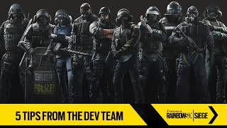 getlinkyoutube.com-Tom Clancy's Rainbow Six Siege – 5 Tips from the Dev Team [EUROPE]