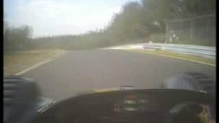 Radical Sr3 Nürburgring Suzuki Hayabusa Turbo