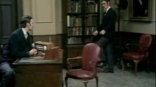 getlinkyoutube.com-Monty Python's Ministry of Silly Walks (Full Sketch)