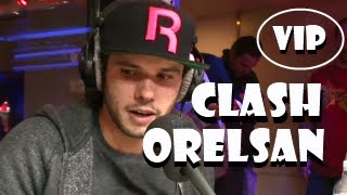 Enorme clash avec Orelsan sur NRJ !