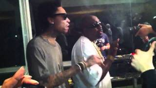 Trae The Truth x Wiz Khalifa - Getting Paid (Making Of)