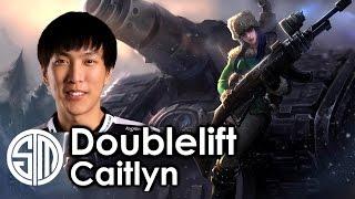 Doublelift in 凱特琳