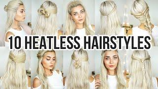 getlinkyoutube.com-10 Heatless Back To School Hairstyles