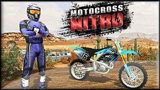 getlinkyoutube.com-Motocross Nitro Game