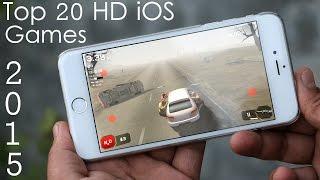 Top 20 Best HD iOS Games 2015 (iPhone 6 Plus)