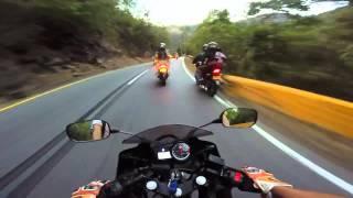 getlinkyoutube.com-Yamaha R15 143 km/h con acompañante Bogota-Melgar Colombia
