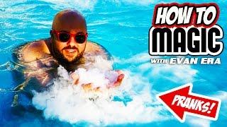 getlinkyoutube.com-10 Magic Pool Pranks for Summer