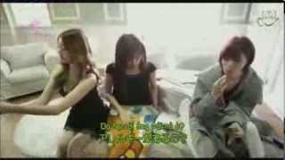 getlinkyoutube.com-T-ara Eunjung Jiyeon and Hyomin Cut(Eunjimin)-Part 1
