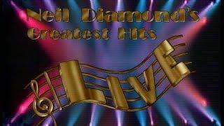 getlinkyoutube.com-Neil Diamond - 1988 Greatest Hits Live Concert