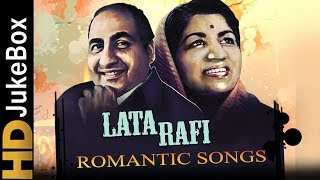 Mohammed Rafi & Lata Mangeshkar Top 15 Romantic Songs | Old Hindi Love Songs Jukebox width=