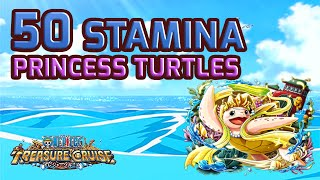 getlinkyoutube.com-Walkthrough for Princess Turtle 50 Stamina [One Piece Treasure Cruise]