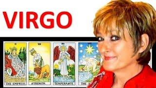 getlinkyoutube.com-VIRGO 2016 PREDICTION - PSYCHIC TAROT READING with Karen Lustrup