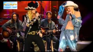 getlinkyoutube.com-Miley Cyrus feat Madonna - Don't Tell Me We Can't Stop MTV Unplugged Performance