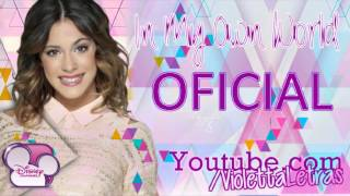 getlinkyoutube.com-Violetta - In My Own World - Completa Oficial