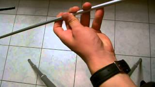 getlinkyoutube.com-How to make an airsoft barrel 6mm