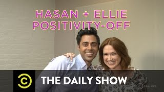 getlinkyoutube.com-The Daily Show - Exclusive - Hasan and Ellie Positivity-Off