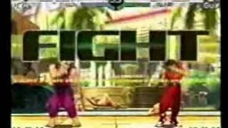 getlinkyoutube.com-ストリートファイターZERO3 Vケン(ホワイト先生)vsZガイ(アール)