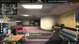 getlinkyoutube.com--CS:GO- Hacker banned mid-game, sweet justice
