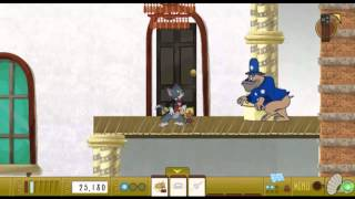 getlinkyoutube.com-Tom and Jerry Game - Tom and Jerry Meet Sherlock Holmes - Cartoon Network Game - Game For Kid