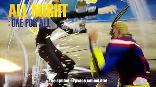 MY HERO ONE'S JUSTICE - E3 2018 Trailer