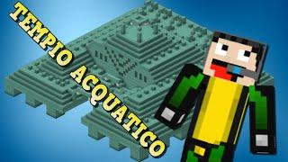 getlinkyoutube.com-Minecraft 1.8 - Come Trovare il TEMPIO ACQUATICO