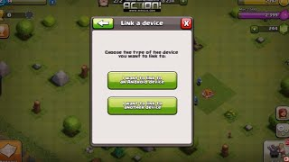 getlinkyoutube.com-How to link clash of clans from iOS to Android or Android to iOS - Clash of Clans Strategy