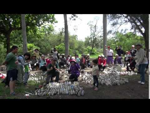 105 0423「世界地球日」打掃三崁店諸羅樹蛙的家2